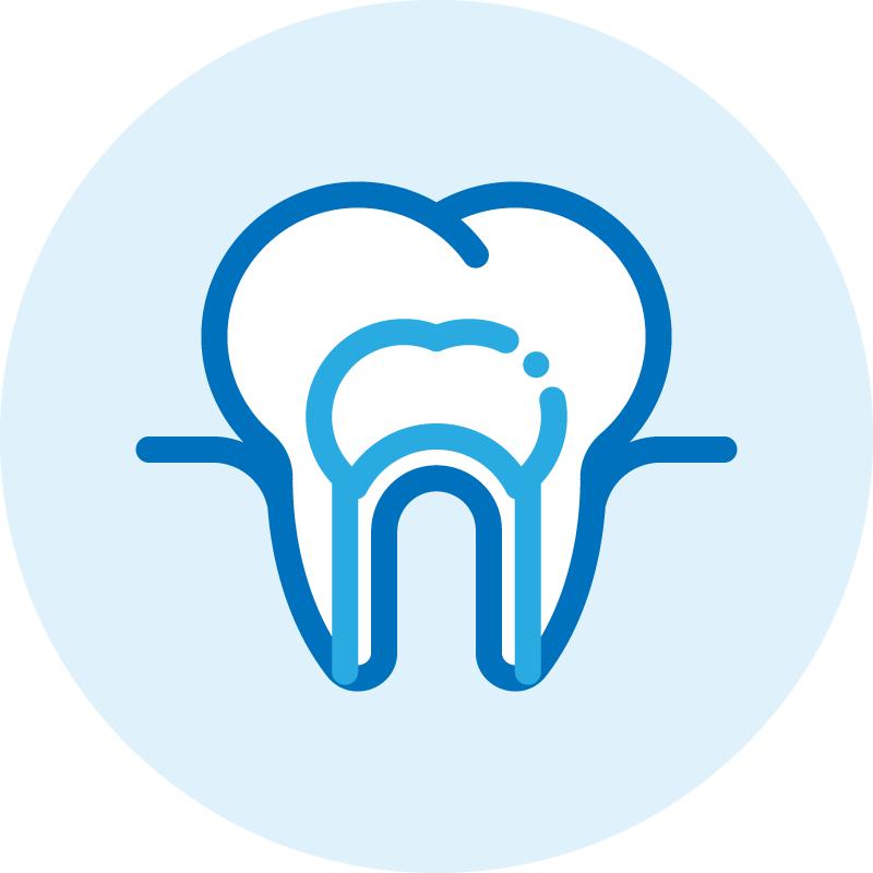 Icono endodoncia
