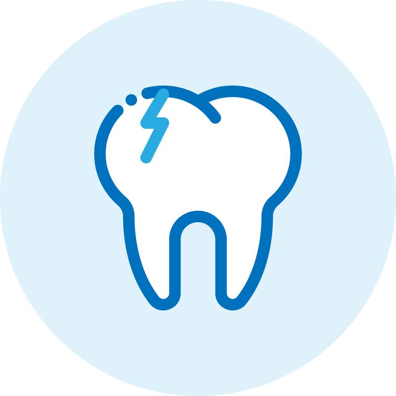Icono odontologia conservadora